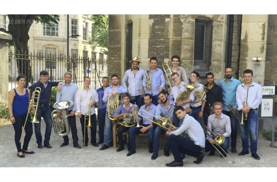 Photo du groupe Kaléïd Brass